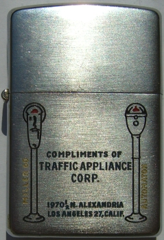 Traffic Appliance Corp.
