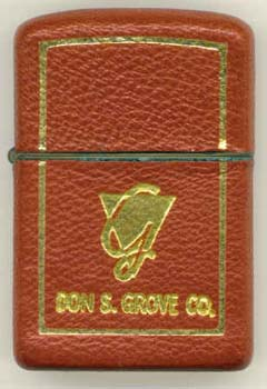 maroquin Full Leather Don Grove